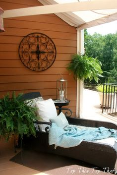 25 DIY Outdoor Decorating Ideas And Activities!