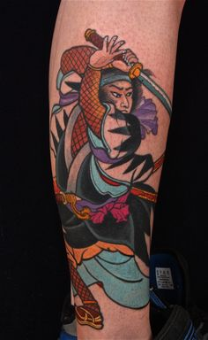#samuraitattoo #ronin one of the 47 ronin: an ancient story of samurais who gave their life for their lord's honor
