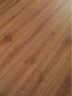 8mm Wide Plank Cherry Laminate Flooring