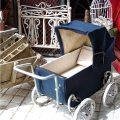 minimanie: How to make pram