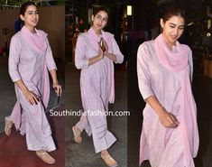 Sara Ali Khan in Libas – South India Fashion Indian Attire, Indian Wear, Indian Outfits, Casual Indian Fashion, India Fashion, Bollywood Outfits, Bollywood Fashion, Office Outfits Women, Trendy Outfits