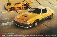 The Bruce McLaren Mustang