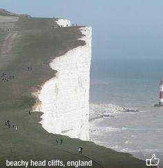 Cliffs England