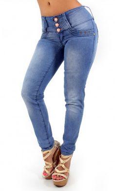 Maripily Skinny Jean #womenjeans #denimlovers #skinnyjeans