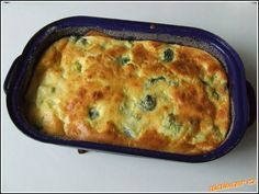 ZAPEČENÁ BROKOLICE What To Cook, Vegetable Recipes, Lasagna, Quiche, Mashed Potatoes, Zucchini, Vegetables, Cooking, Breakfast