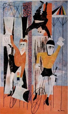 by Ben Shahn, 1951