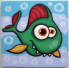 Divertidos peces