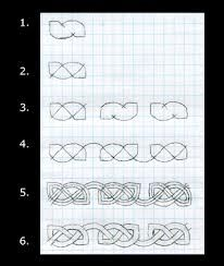 doodling how to draw celtic knots - Google Search