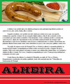 Cozinha Simples da Deia: Você conhece a Alheira?