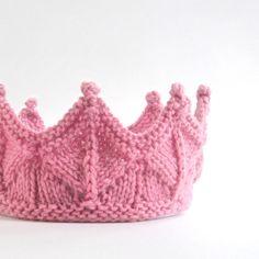 Cream White Fairy Tiara Princess Crown Headband door laceandcable