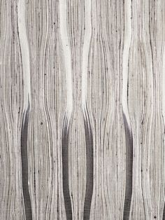 'White Birch' detail. Amy Putansu, Ondulé weaving.