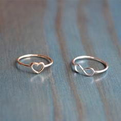 ANILLOS DE PLATA // STERLING SILVER RINGS BY www.nuups.com