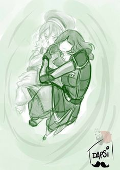 Tags: Anime, Avatar: The Last Airbender, Toph Bei Fong, Artist Request, Avatar: The Legend of Korra