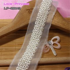Cheap lace up gladiator sandals, Buy Quality lace wedding gown with sleeves directly from China jewelry awl Suppliers: Pearl beaded lace trim bridal sash bridal belt beaded jewelry trim Inch) Zardozi Embroidery, Pearl Embroidery, Bead Embroidery Patterns, Bead Embroidery Jewelry, Hand Embroidery Designs, Beading Patterns, Embroidery Stitches, Beaded Jewelry, Ornament
