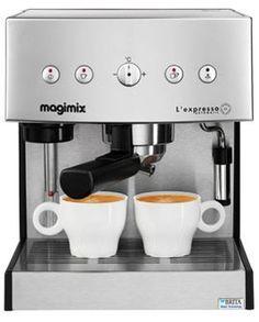 Cafetière expresso automatique 11414 Magimix. Chocodivins.com Lidl, Espresso Machine, Coffee Maker, Kitchen Appliances, Coffee Latte, Coffee Percolator, Coffeemaker, Espresso Maker