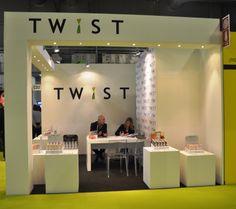 TWIST Stand at Mido 2014