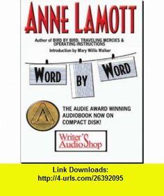 Anne Lamott Word By Word 3 Cd Audio Seminar Writers Audio Shop Anne Lamott, Word 3, Career Development, Writing Inspiration, Audio Books, Author, Sayings, Pdf, Tutorials