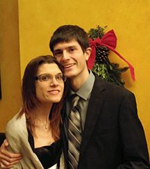 Heather Groves, a senior in the health and human services program at IPFW, has battled anorexia since she was 13 years old. During the following 10 years, she was in numerous hospitals and treatment centers, in and out of the foster care system and in California, Oklahoma and Indiana.