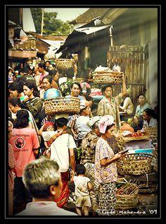 Bali Traditional Market.taken from Pasar bebandem, Karangasem Bali