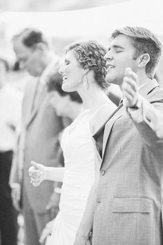 There WILL be a time of worship and thanking God at my wedding... yes, the day is about me and my husband, but if not for God, we wouldn't be there. We'll sit aside time for Him too. //  Exactly how a wedding should be. What an amazing godly couple. This is what real, true love looks like; the best kind of love.