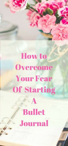 This article is amazing! So helpful to me since I've feared starting by journal! So pinning for motivation!