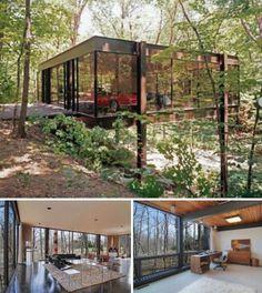 Home Alone  Scarface Ferris Bueller's Day Off–Ferris' house X-Men The Big Lebowski: Sheats-Goldstein Residence Bladerunner: Frank Lloyd Wrig...