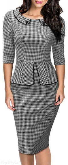 Prim And Proper Pencil Dresses For The Fit You