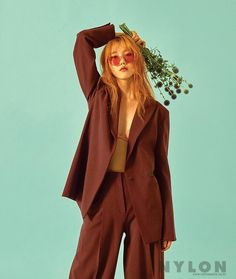 1,666 個讚,3 則留言 - Instagram 上的 Korean Model(@koreanmodel):「 @minjuuuung121 for nylon 」