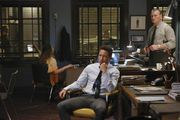"""The new NBC series """"Aquarius"""" stars David Duchovny as a detective in 1967 Los Angeles who's dealing with all the unrest of the era, and working a case that puts him on the trail of Charles Manson."""