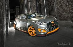 2013 Hyundai Veloster Street Concept | Car Review @ Top Speed