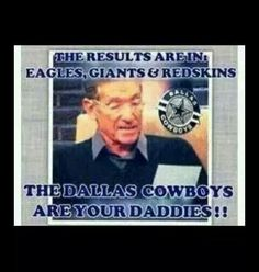 Dallas Cowboys ha love this!