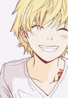 yukine smile ^.^
