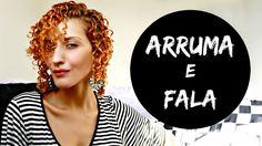 Arruma e Fala: Cuidados com a Pele, Espinhas, Vitanol A, Cabelos, Maquia...