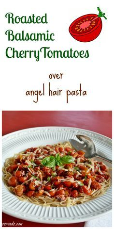 a quick and yummy way to use cherry tomatoes