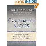 The first Tim Keller book I've read - I found it engaging and thought provoking.  VERY thought provoking.