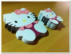 hello+kitty+sizzlits | Tags: craft projects , hello kitty , sizzix