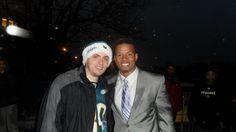 Jacksonville Jaguars WR #84 Cecil Shorts (December 2012 at Ralph Wilson Stadium in Buffalo)