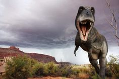 Visit Moab Giants and explore this indoor interactive museum and life size dinosaur models.