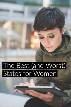 The best and worst states for women to work.  is your state on the list?