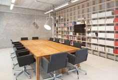 9 Inspiring Office Libraries | Turnstone