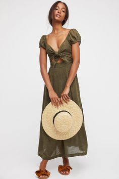 Shop our The Getaway Midi Dress at FreePeople.com. Share style pics with FP Me, and read & post reviews. Free shipping worldwide - see site for details.