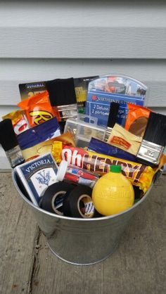 The Ultimate Man Gift Basket
