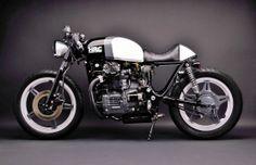 Honda CX500 Cafe Racer #motos #caferacer #motorcycles | caferacerpasion.com