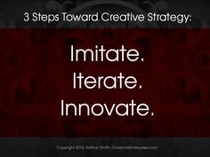 3 Steps To Jumpstart Your Creative Marketing Strategy