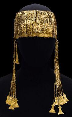 . diadema, un monumento único de la joyería antigua,