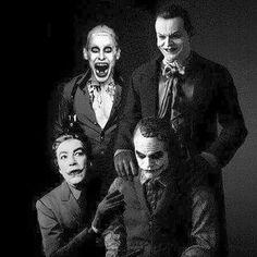 joker Family Picture