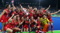 Maddie Hinch's shoot-out saves and Hollie Webb's decisive strike saw Team GB…