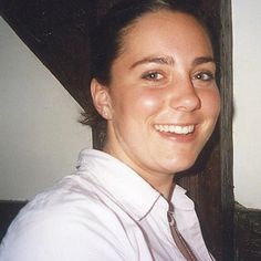 Teenage Kate Middleton ..