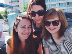 friends in Annecy