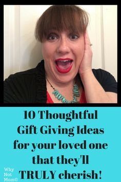 10 Thoughtful Gift Giving Ideas for your loved one that they'll TRULY cherish! #ValentinesDay #gifts